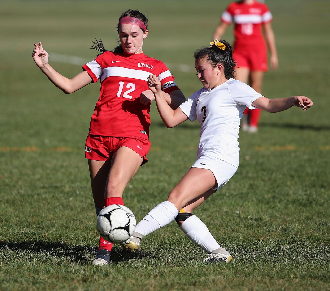 District 2 - AA Girls Soccer Championship: Holy Redeemer vs Lake Lehman