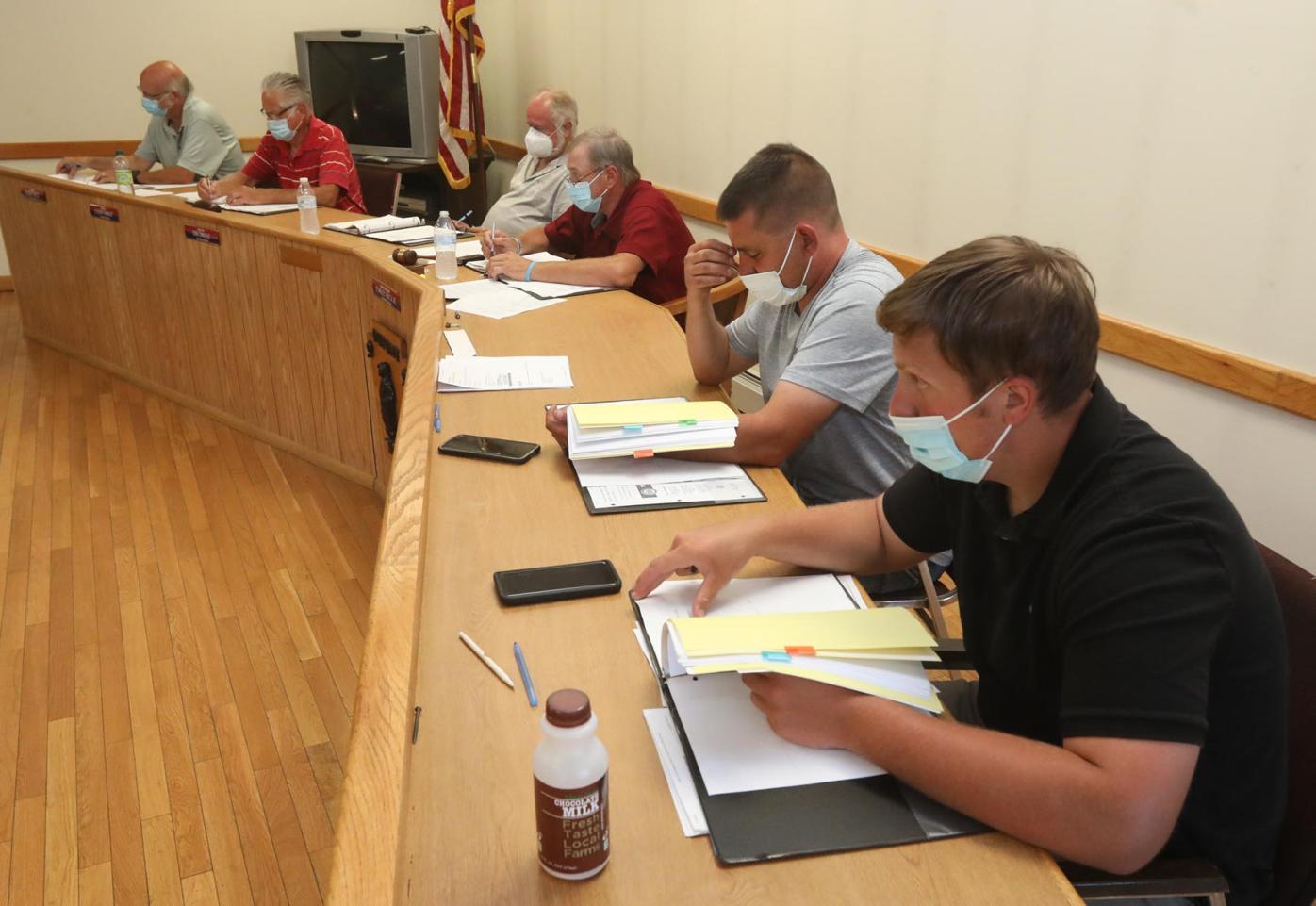 Dupont Boro Council Meeting 7/14/20