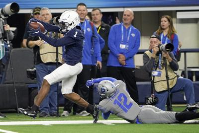 Cotton Bowl Notebook: Penn State's Wilson had key INT