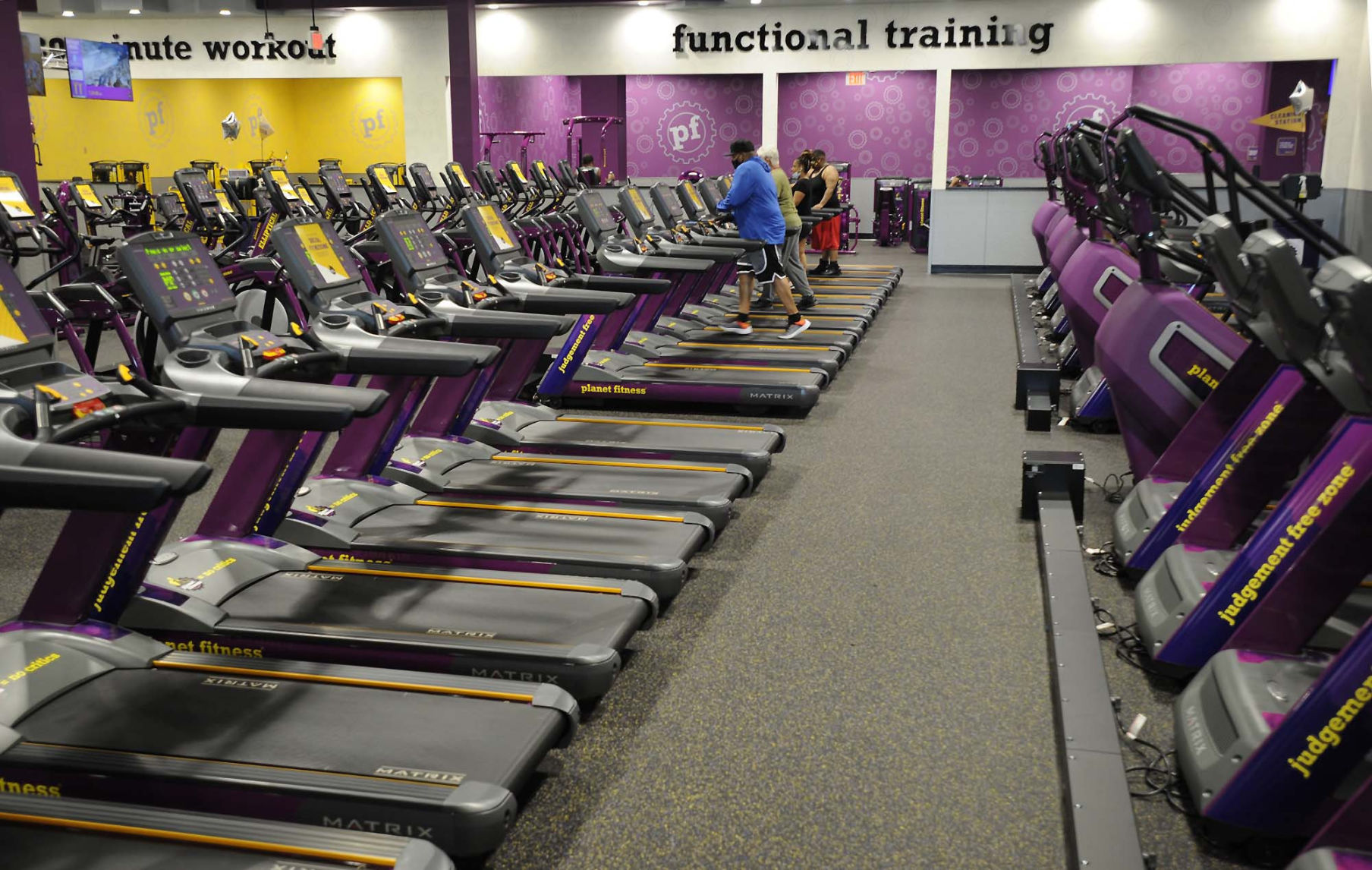 Planet Fitness Opens In Wilkes Barre Twp News Citizensvoice Com