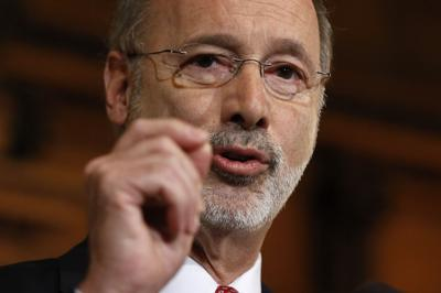 Wolf imposes restrictions on bars, restaurants, gatherings
