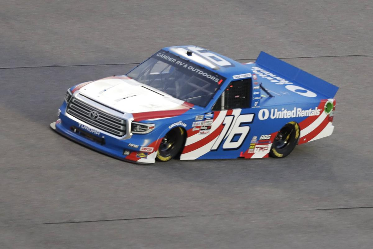 NASCAR Homestead Trucks Auto Racing