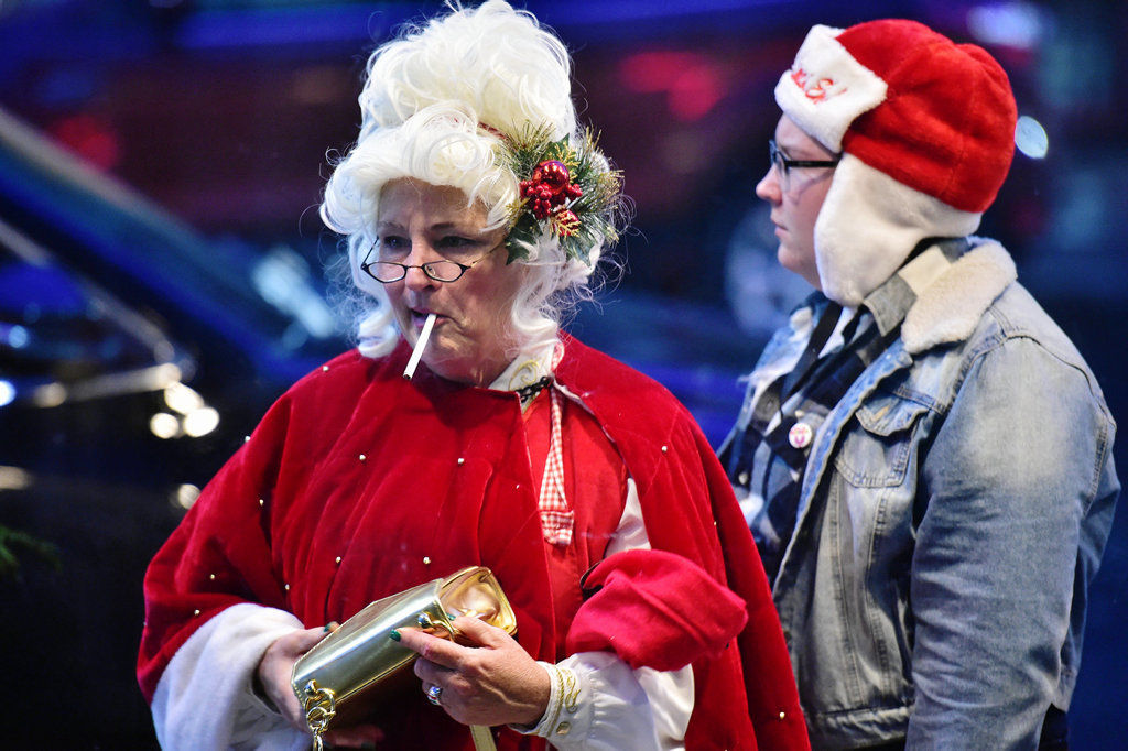 Out and About: SantaCon Pub Crawl benefitting Valley Santa, downtown Wilkes-Barre