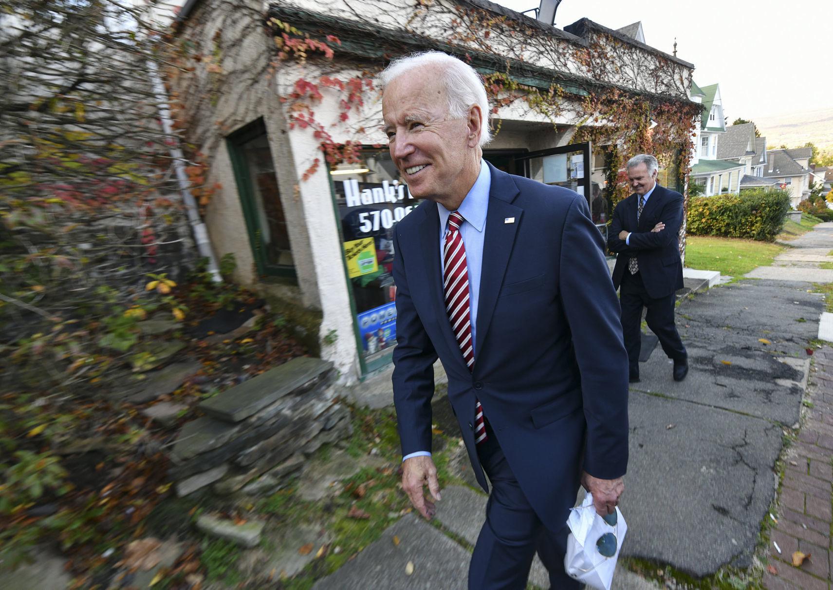 Scranton headlines new Biden-themed Pennsylvania tourist attraction