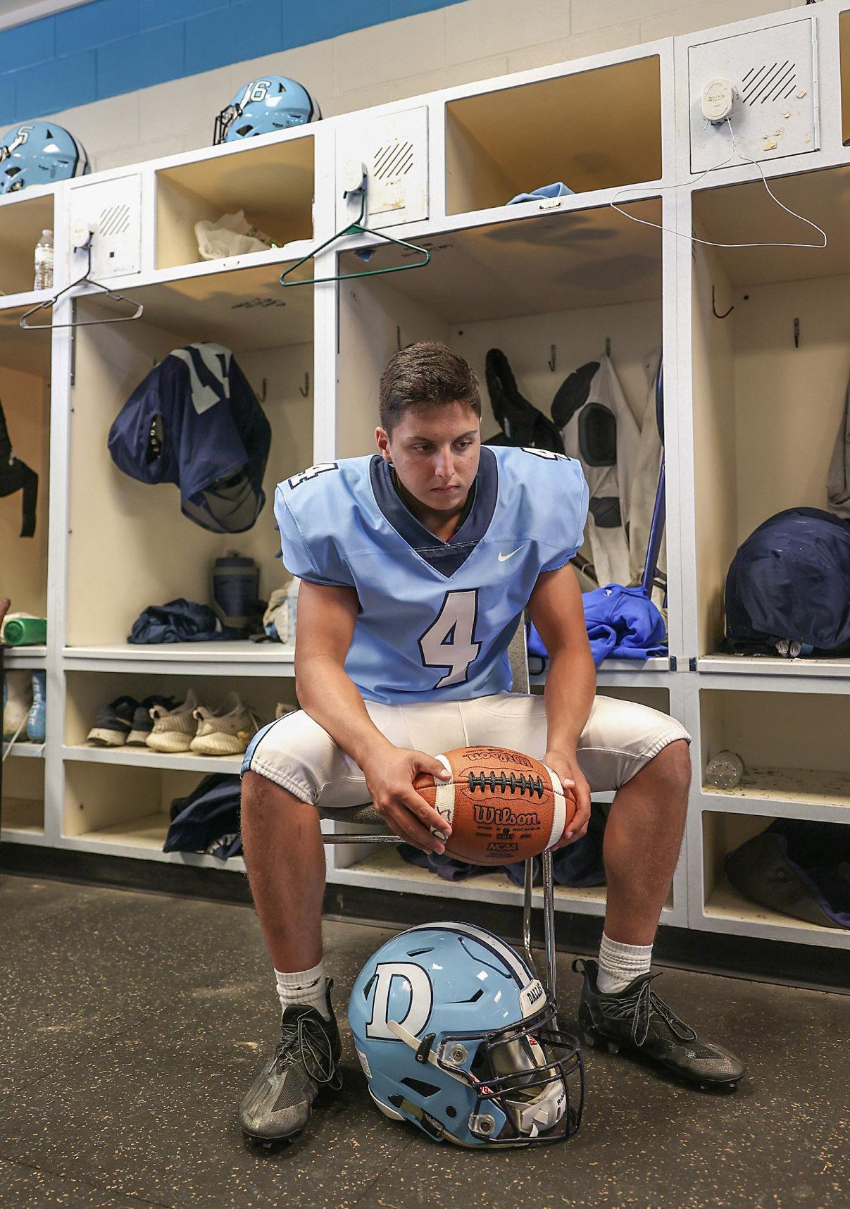 High School Football: Jake DelGaudio Feature