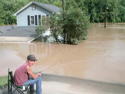 Fast-moving flood surprised Shickshinny residents