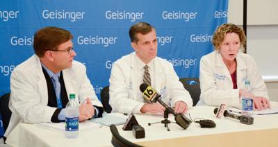 Health report slams Geisinger for 'systemic' failures