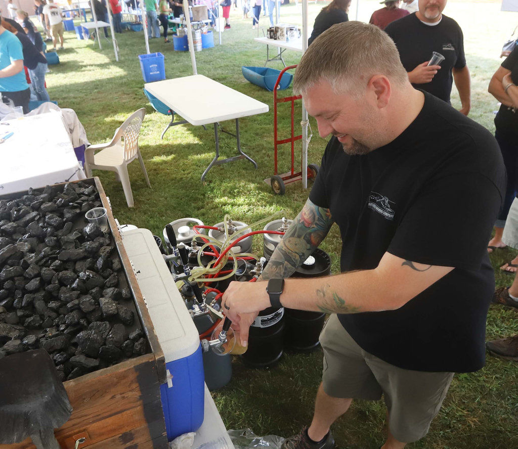 Out and About: Craft Beer and Classic Rock Festival in Duryea