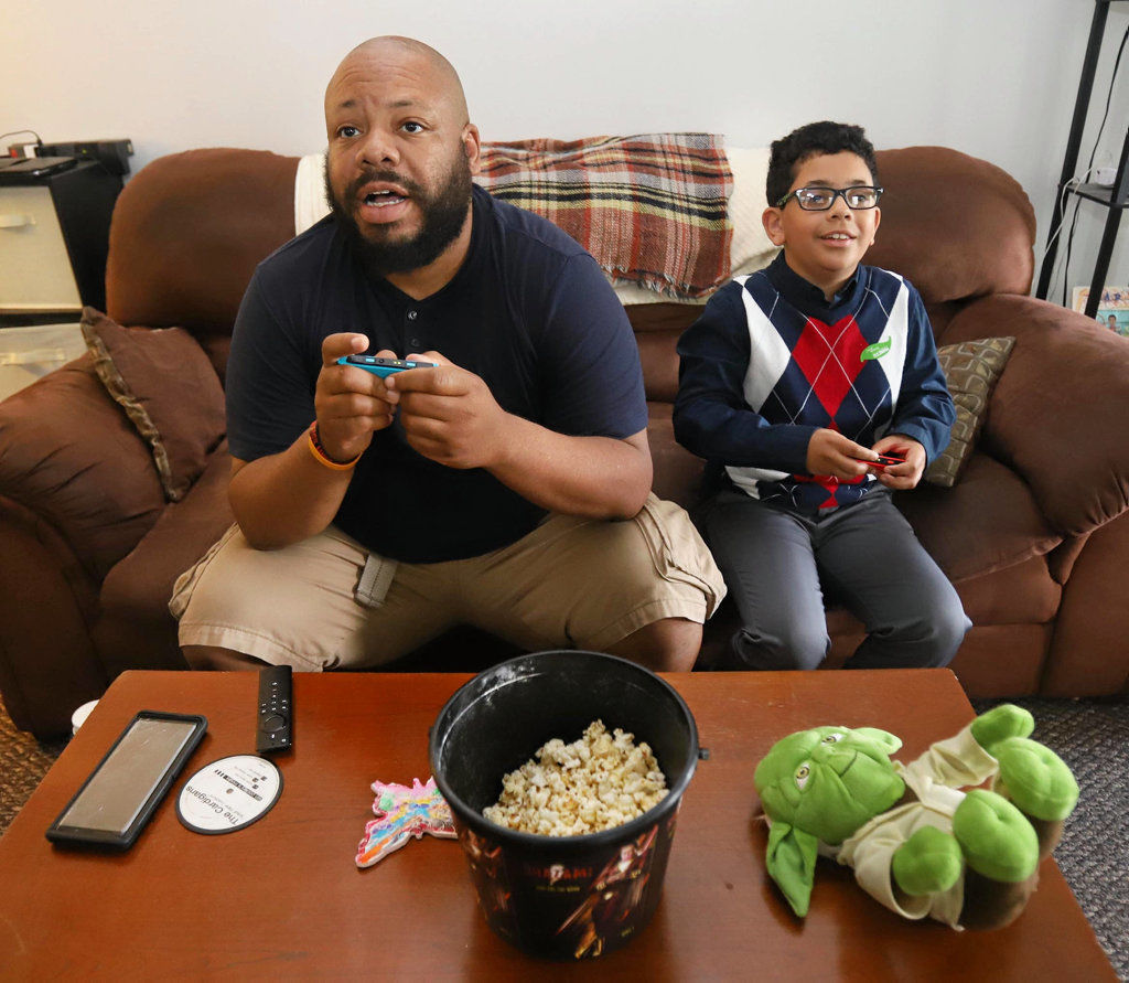 A father's love: Area dads celebrate Father's Day
