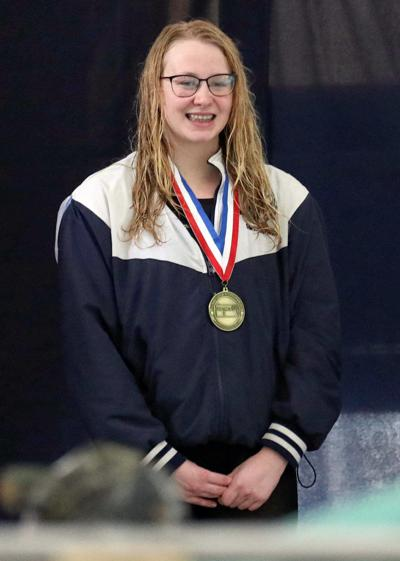 2019-20 Citizens' Voice Girls Swimmer of the Year: Skylar Roerig, Wyoming Seminary