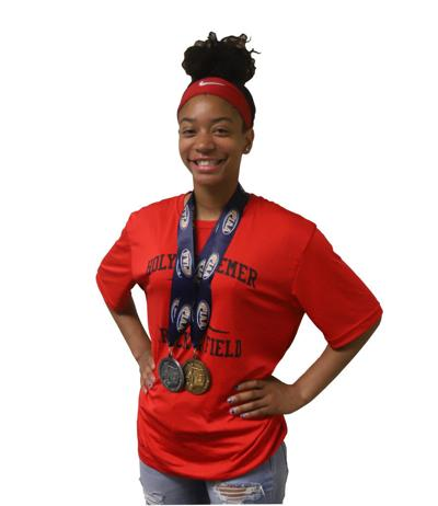 Athlete of the Week: Holy Redeemer track & field's Karissa Spade