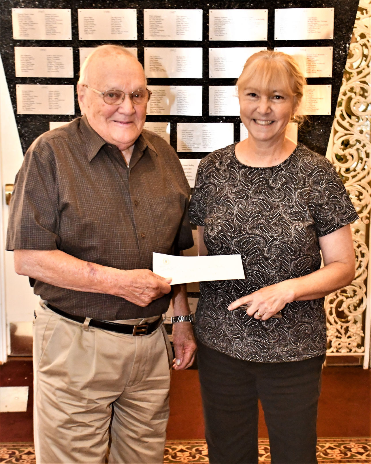 Luzerne County Sports Hall of Fame funds community organizations