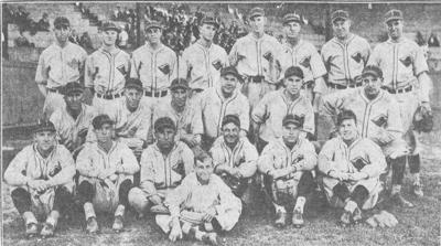 1930 Wilkes-Barre Barons