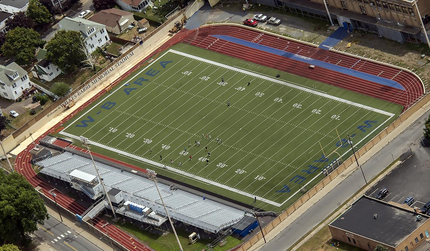Wilkes Barre Memorial Stadium 2