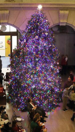 Pittston City Christmas Tree Lighting 2021 Luzerne County To Hold Remote Tree Lighting Ceremony Next Week Coronavirus Citizensvoice Com