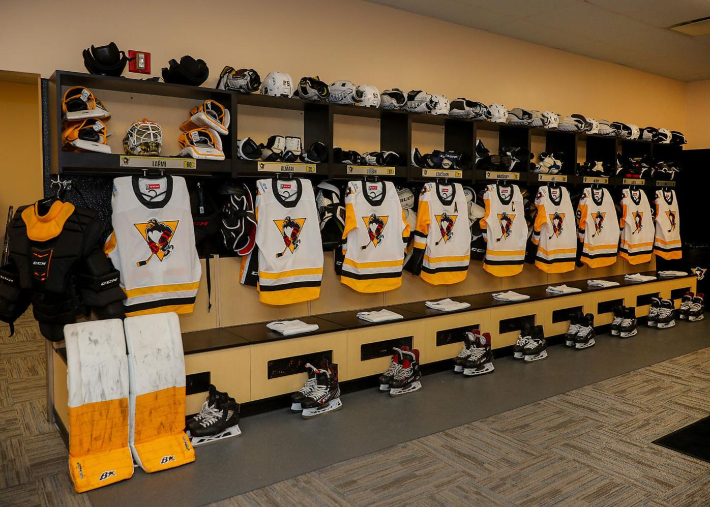 Anticipated start of season for Penguins, AHL moved to Dec. 4