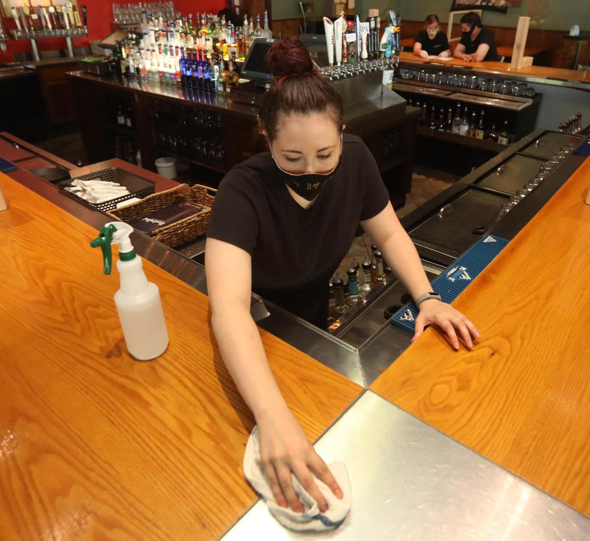 Taking Measures to Keep Customers and Staff Safe at Rodano's