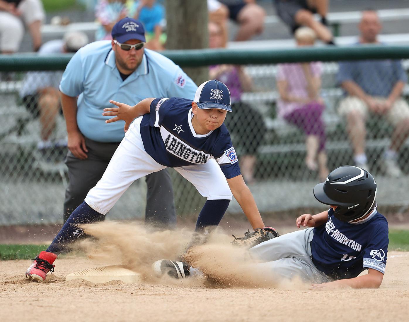 Section 5 Little League Tournament: Abington Heights vs BMT NationalNational