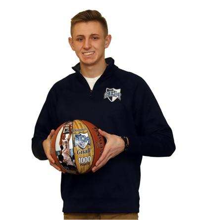 Athlete of the Week: Wyoming Seminary's Dimitri Gnall