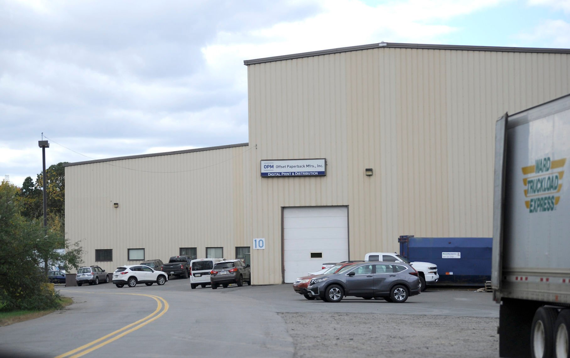 Offset Paperback Closing Laflin Facility News Citizensvoice Com