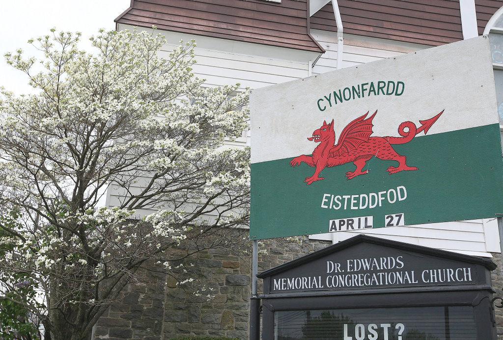 At the 130th annual 'Cynonfardd' Eisteddfod