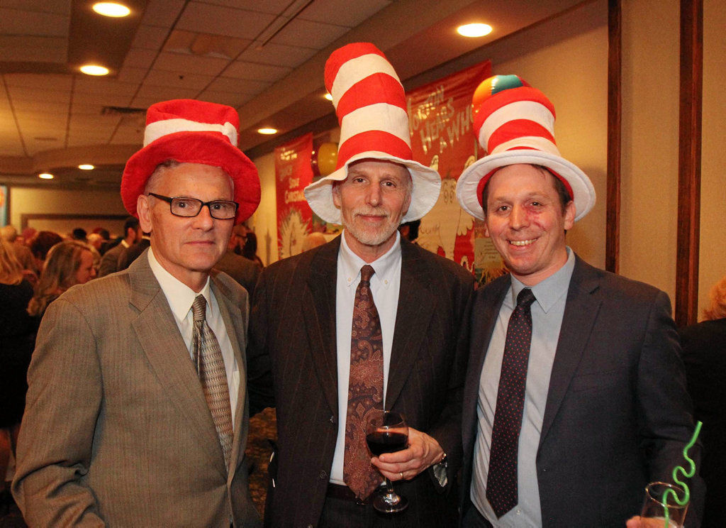 Out and About: Salute to Suess
