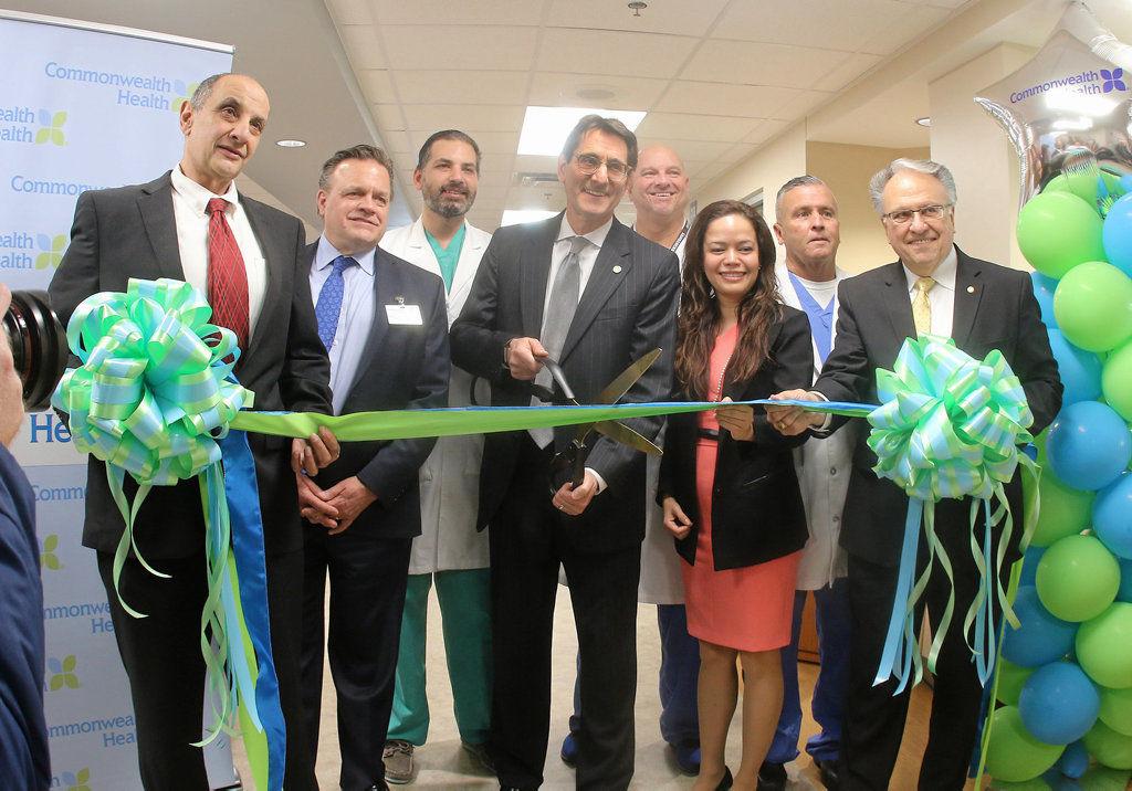 Wilkes-Barre General unveils $40 million expansion project