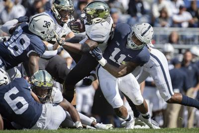 Penn State's Parsons thriving in spotlight, but missing the lowlight