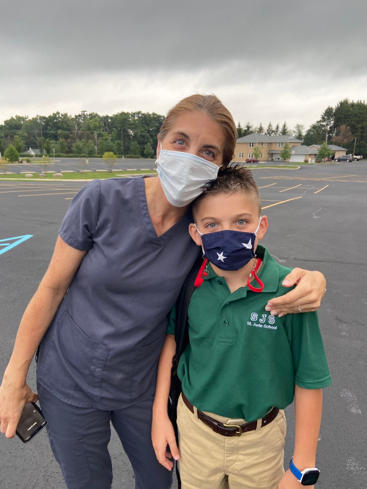 St. Jude School welcomes students to new school year