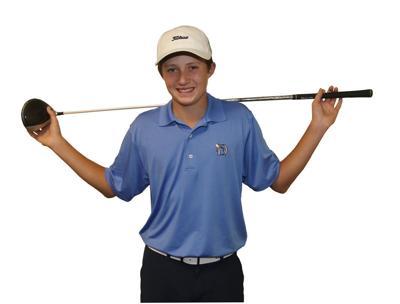 Athlete of the Week: Logan Paczewski, Dallas golf