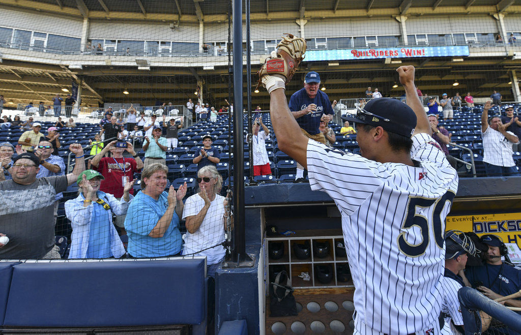 RailRiders' improbable, relentless rally punches playoff ticket