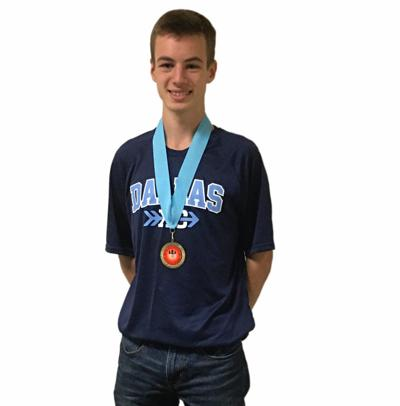Athlete of the Week: Dallas Cross Country's Mitchell Rome