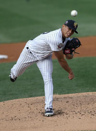 Loaisiga flashes potential in rehab start with RailRiders