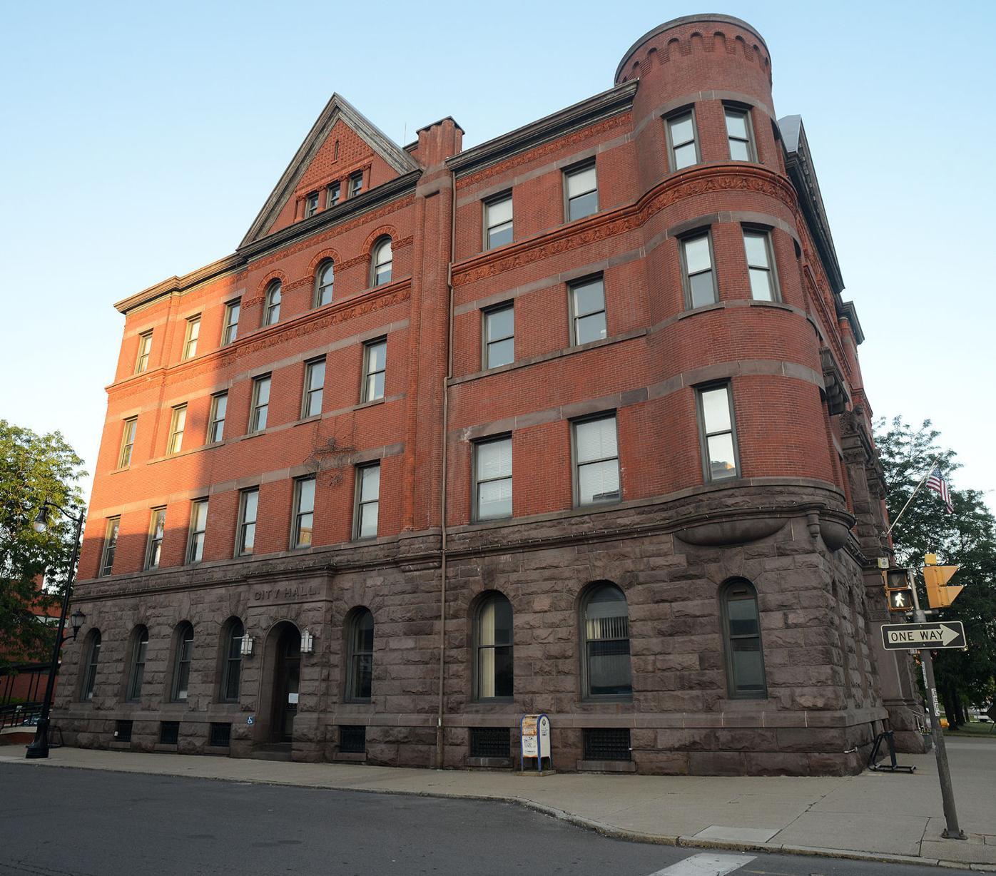 Wilkes-Barre City Hall