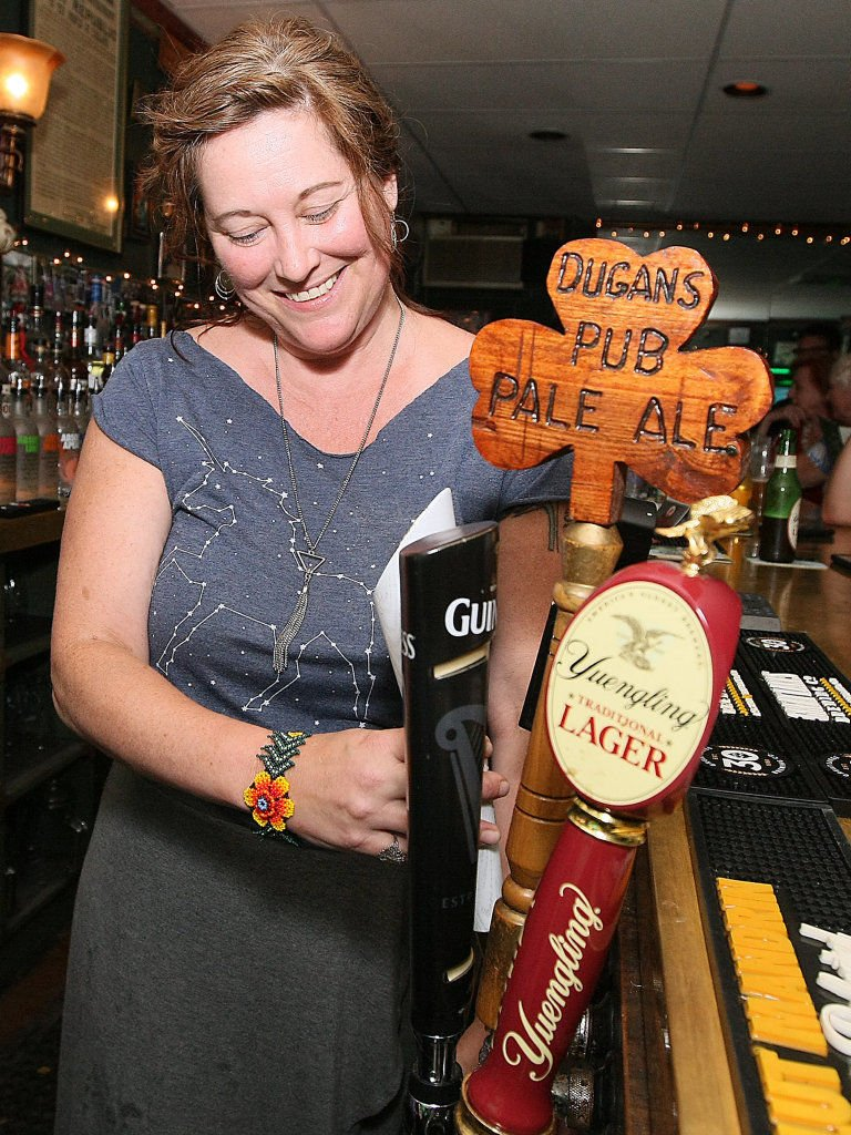Out and About: Dugan's Retirement Party at Dugan's Pub, Luzerne