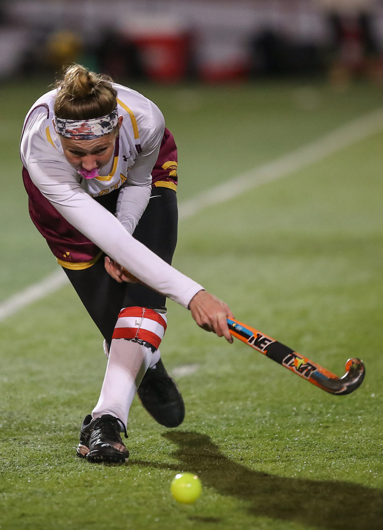 District 2 - AA Field Hockey Championship: Wyoming Valley West vs Crestwood