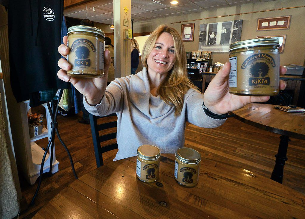 Scranton woman turns love for mustard into growing business