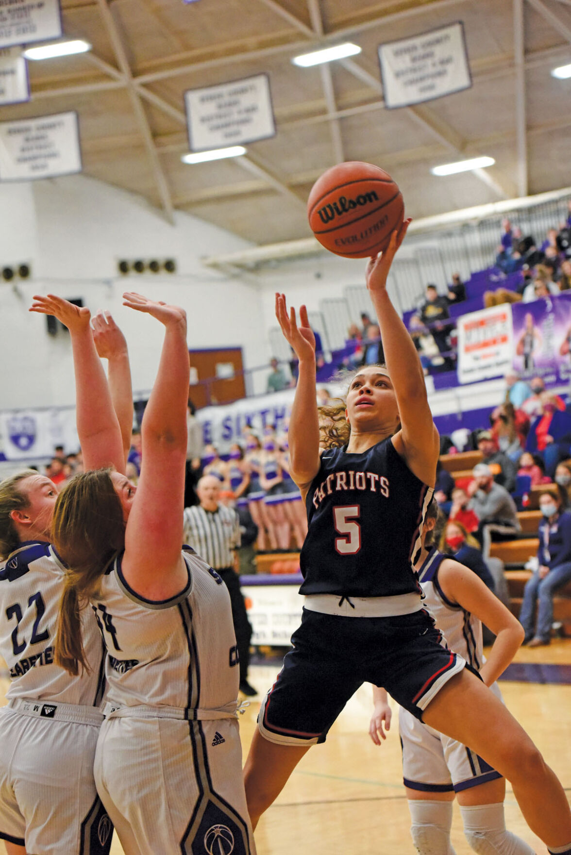 Jefferson County falls short to Sevier County in district championship