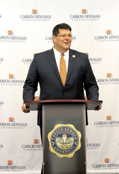 Fowler named Carson-Newman  University's 23rd president