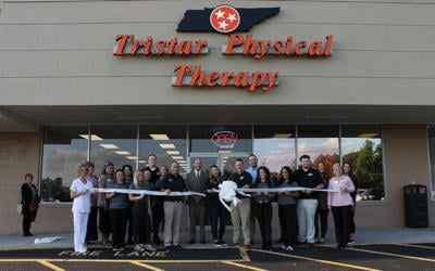 TriStar Physical Therapy relocates to Liberty Plaza