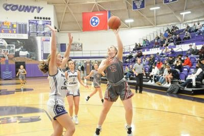 Lady Trojans cannot upset No.1 team in IMAC Sevier County