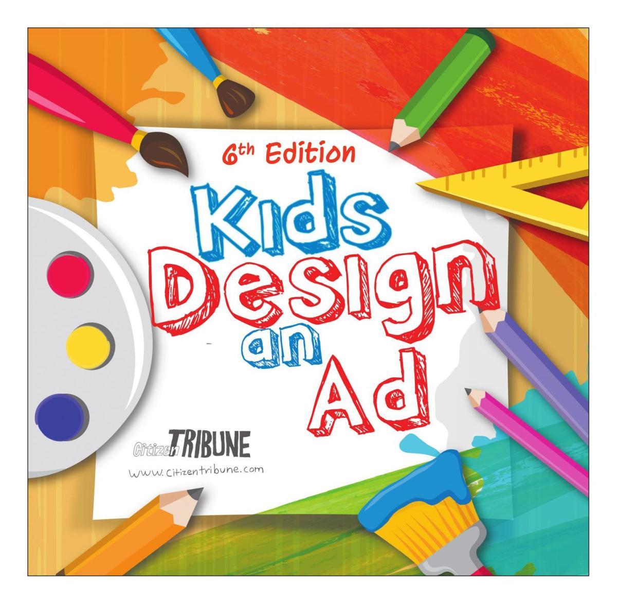 Kid's Design An Ad 2019
