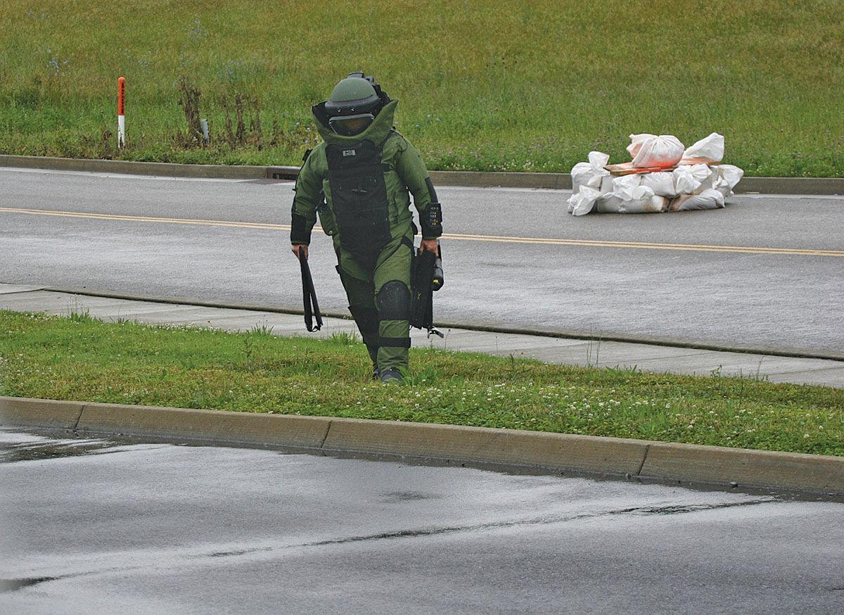 MPD bomb unit trains with ATF | Local News | citizentribune com