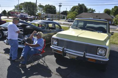 Cherokee Lodge No. 4 FOP holds car show, swap meet