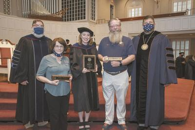 University recognizes faculty, staff with high honors