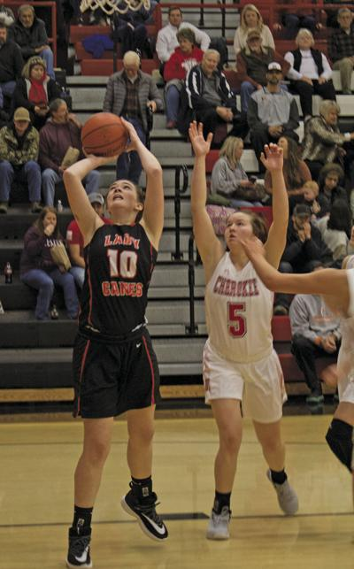 Lady 'Canes end losing streak with 52-36 win over Cherokee