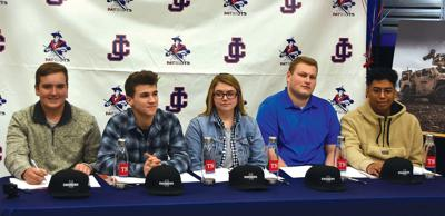 OSH KOSH holds signing ceremony for JCHS apprentice welders