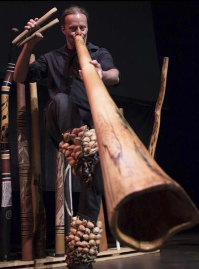 WSCC to host didgeridoo concert