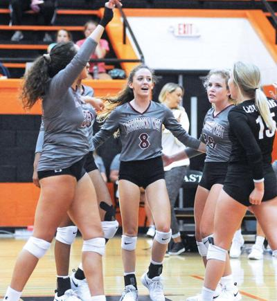 Wallin to join Lady Scots  volleyball squad