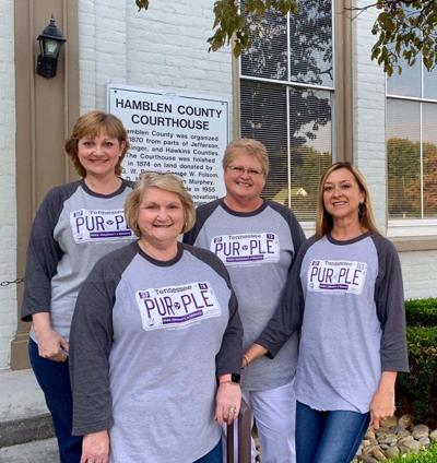 Court clerks to recognize Alzheimer's awareness